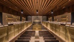 Templo Magen David / Cherem Arquitectos