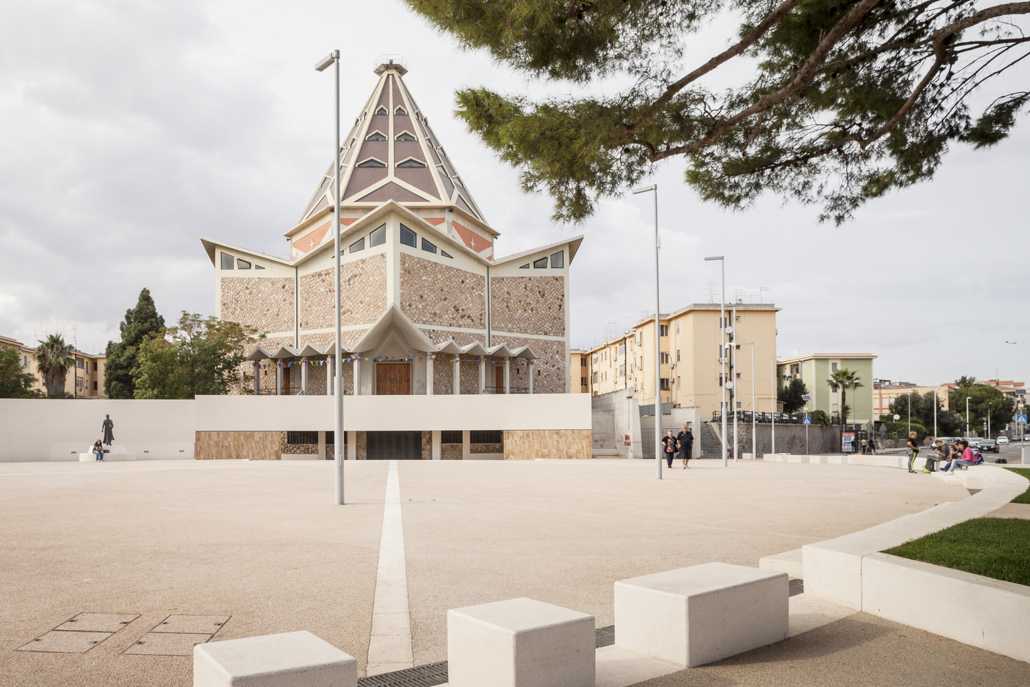 Gallery of Renovation of Piazza San Michele / VPS Architetti