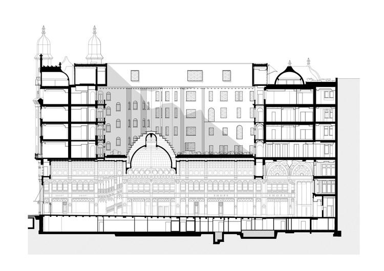 Paris Court / Archikon | ArchDaily 1