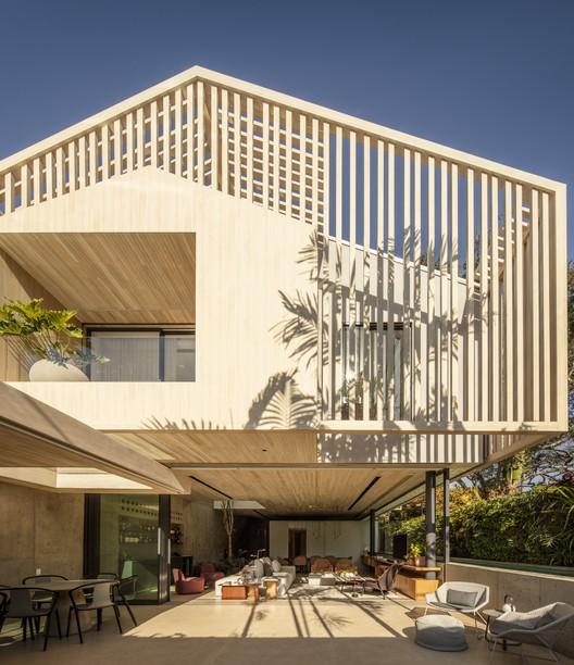 Casa GGL / Studio AG Arquitetura, © Fernando Guerra | FG+SG