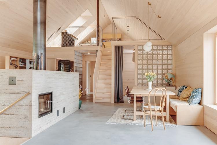 Casa Schnifis / ma_ma, © Hanno Mackowitz