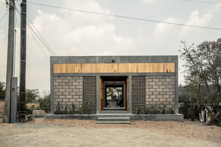 Casa Melani / BIOSARQS + Hábitat para la Humanidad México + ONG Cuidemos.org, © Fabio Chacón