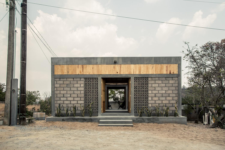 Melani House / BIOSARQS + Hábitat para la Humanidad México + ONG Cuidemos.org