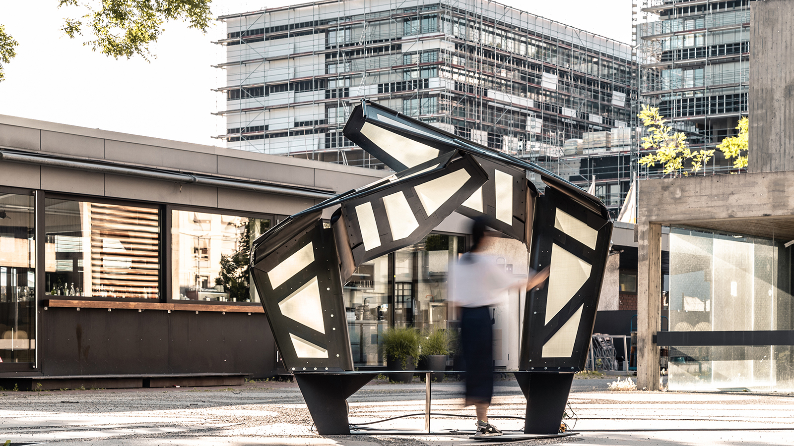ITECH Research Demonstrator Explores the Adaptive Architectural Realm thumbnail