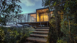 Purunã Cabin / Bruno Zaitter arquiteto