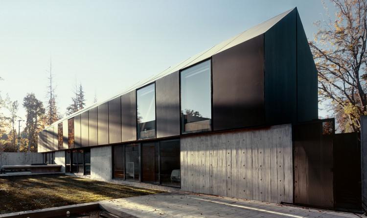 Casa I / Thiermann Cruz Arquitectos, © Erieta Attali