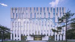 Tsinghua University's Law Faculty Library / KOKAISTUDIOS