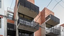 U9 Apartments / Nicolás Vázquez