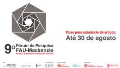 9º Fórum Pesquisa FAU-Mackenzie