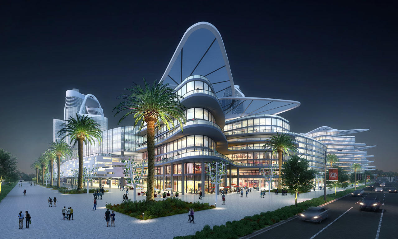Mini Las Vegas >> Gallery Of World S First Smart Mini City To Be Built In Las