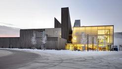 Casa para Livros e Blues / Børve Borchsenius Arkitekter