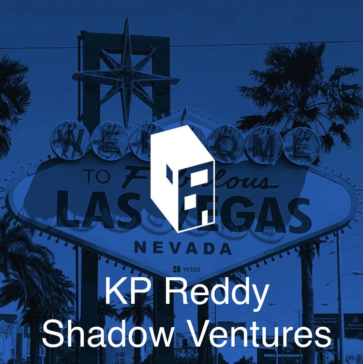 Building Future Podcast: KP Reddy / Shadow Ventures