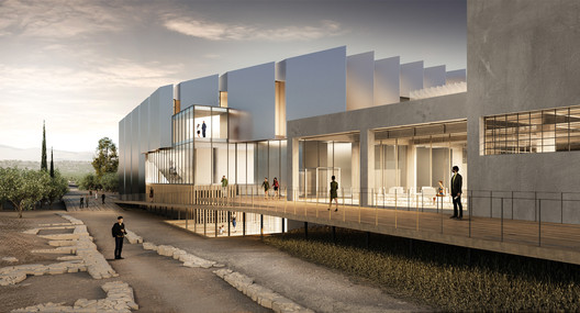 Petr?s Architecture Designs New Greek Archaeological Museum for Sparta