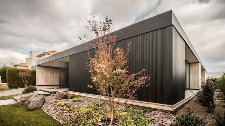 Casa LL / A4estudio, © Arq Luis Abba
