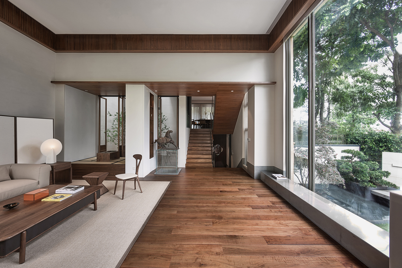 Gallery of Gong Sheng House / Jingu Phoenix Space Planning ...