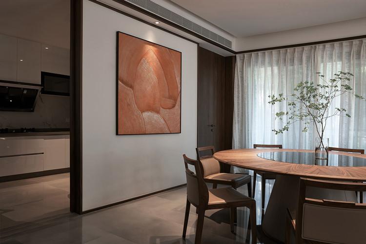 1F Dining room. Image © Yongchang Wu