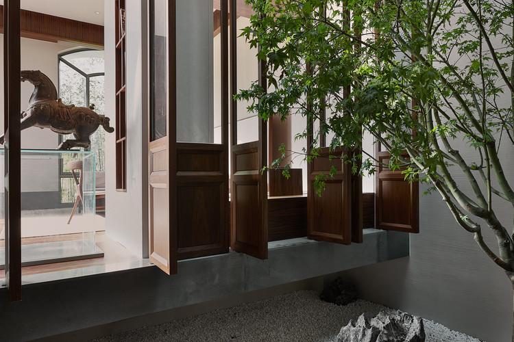 1F Courtyard. Image © Yongchang Wu