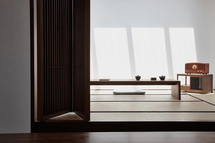 3F Tatami room. Image © Yongchang Wu