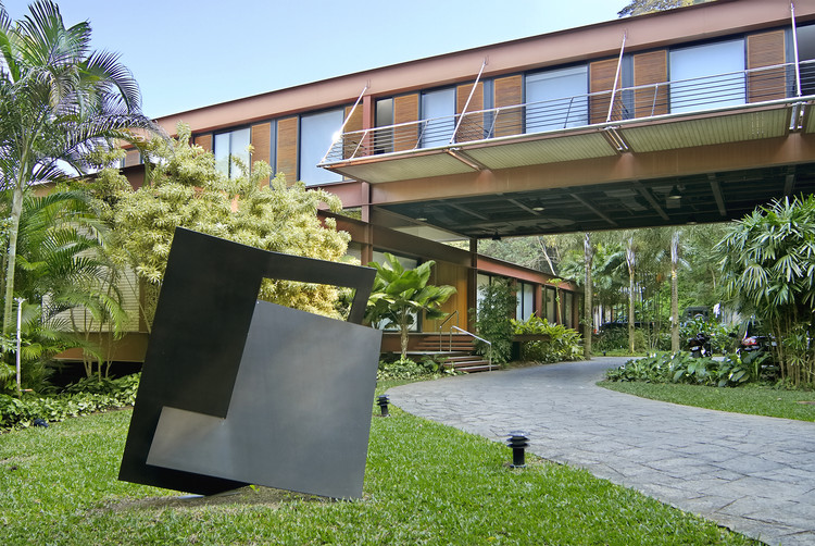 Residência Encosta do Corcovado / Indio da Costa Arquitetura, © Mario Grisolli