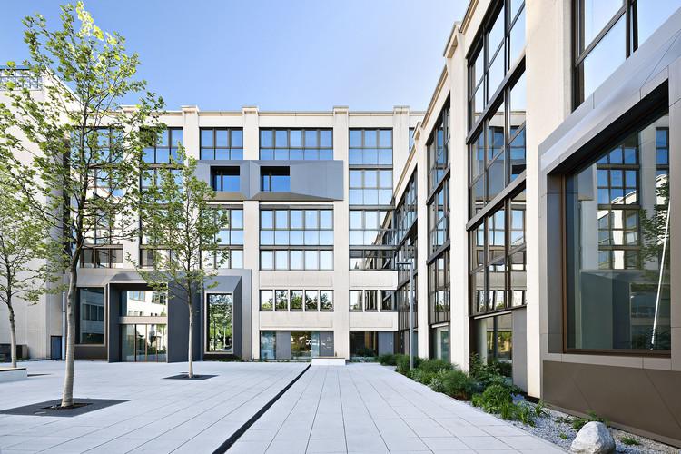 Edificio Peak / Oliv Architekten Ingenieure, © Edzard Probst