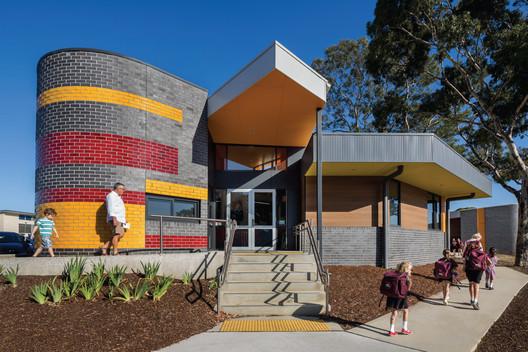 Rosanna Golf Links Primary School / Brand Architects