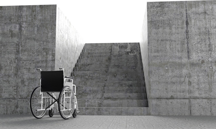 We Need More Wheelchair Users to Become Architects, © Giordano Aita / Shutterstock