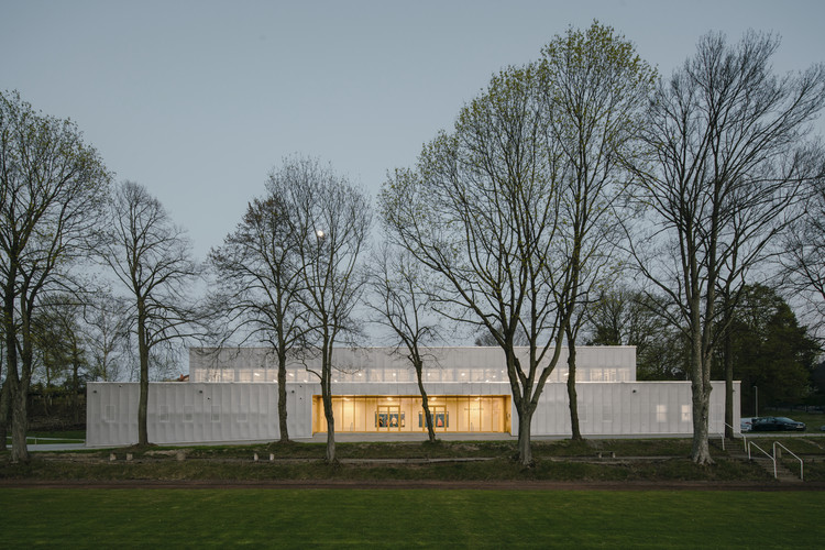 Two - Field Sportshall / Atelier st, © Simon Menges