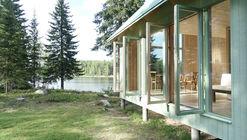 Granholmen Summer Cottage / Bornstein Lyckefors + Josefine Wikholm