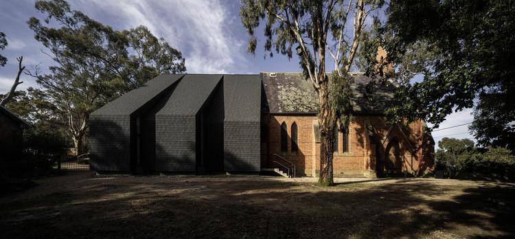 Reforma e ampliação da Igreja St. Margaret em Eltham / Atelier Wagner, © Trevor Mein
