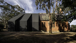 Reforma e ampliação da Igreja St. Margaret em Eltham / Atelier Wagner