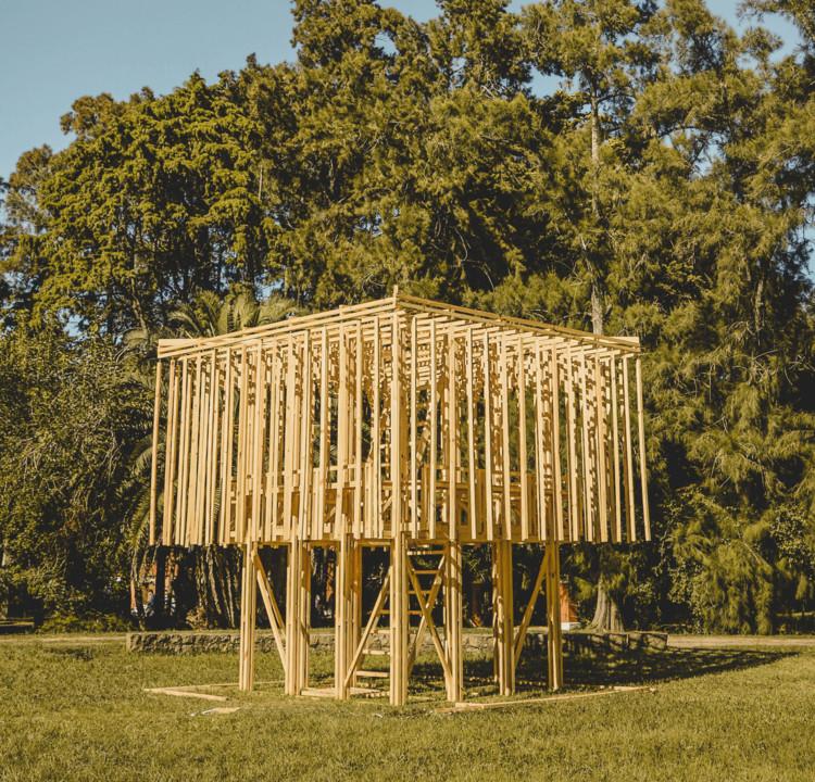 Hello Wood Argentina 2019. Image