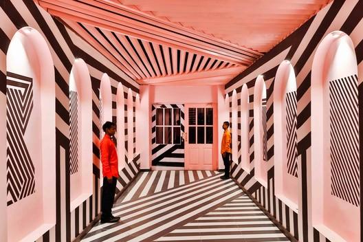 A Zebra Rosa / Renesa Architecture Design Interiors. © Saurabh Suryan