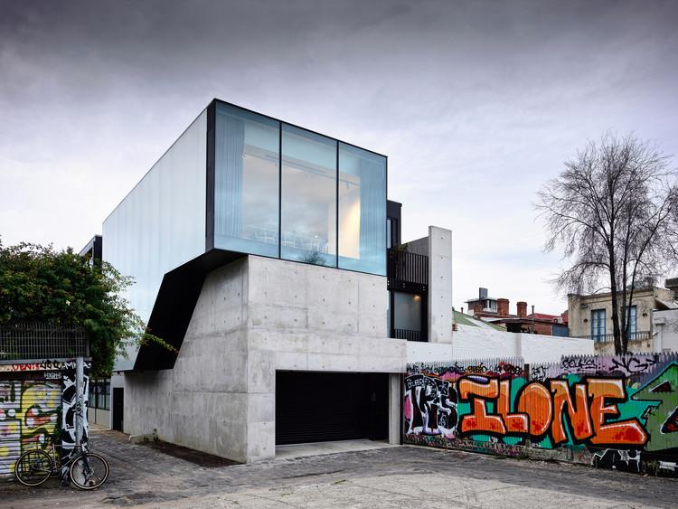 Casa Fitzroy Lane / Kennedy Nolan , © Derek Swalwell