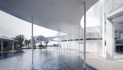 Public Gallery Design Of Yuexiu Tianyue Bay  / XAA
