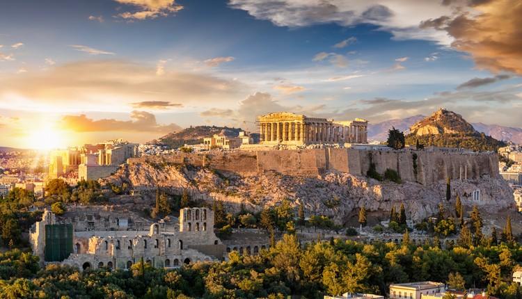 Acropolis, Athens. Image © Sven Hansche / Shutterstock