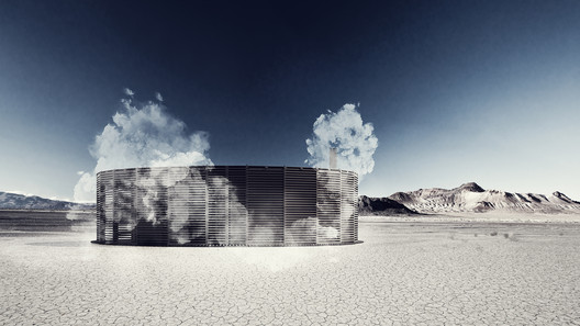 Steam of Life . Image Courtesy of Sauna On Fire And JKMM Architects