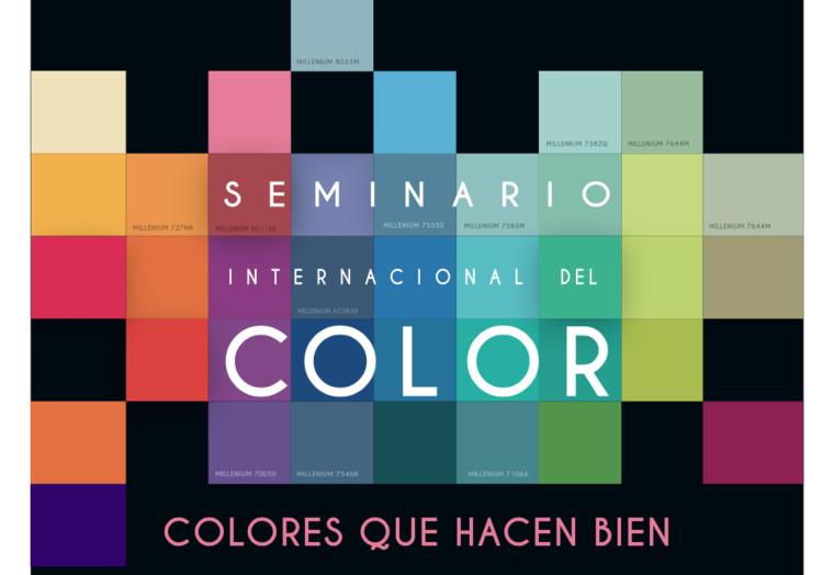 Seminario Internacional: Colores que hacen bien