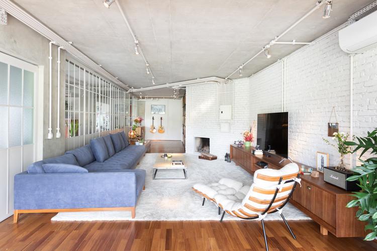 Apartamento Simpatia / Estúdio Penha, © Alexandre Disaro