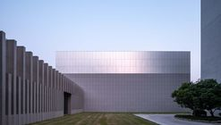 Restoration and Extension of Xianghui Hall, Fudan University / TJAD Original Design Studio