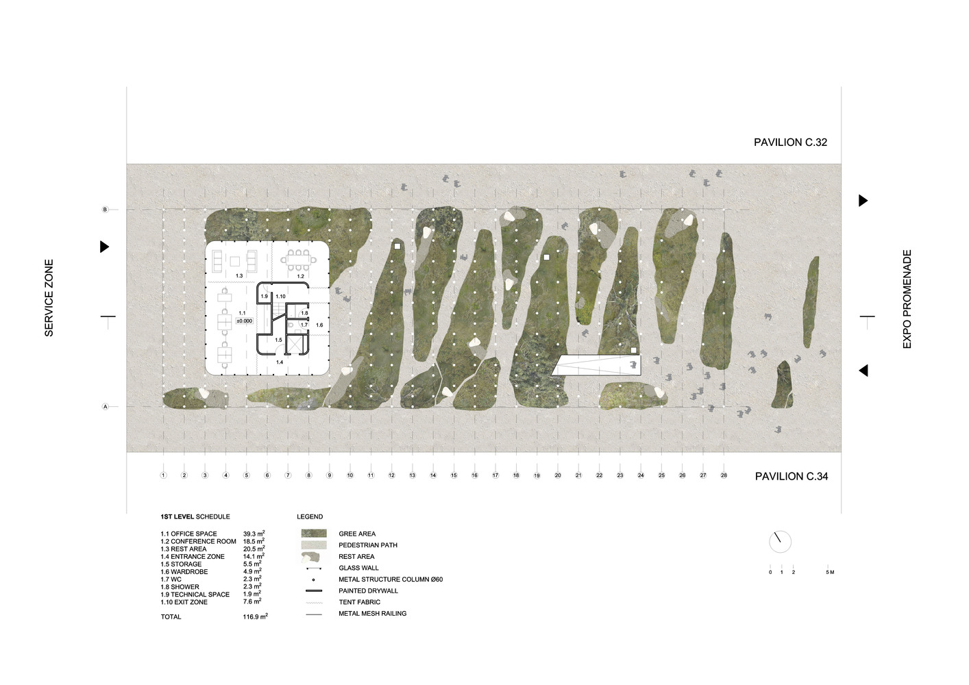 Zone 6 Planting Schedule 2020 Gallery of Malitis Architects' Proposal for Latvian Pavilion in