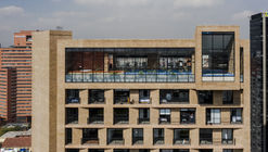Vivienda multifamiliar equilibrium 1 / taller de arquitectura de bogotá