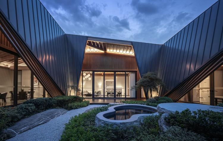 Guoshi Luxury SPA Resort / CHALLENGE DESIGN , © Terrence Zhang