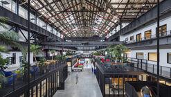 Nuevo laboratorio, Centro de Investigación y Fabricación / Marvel Architects