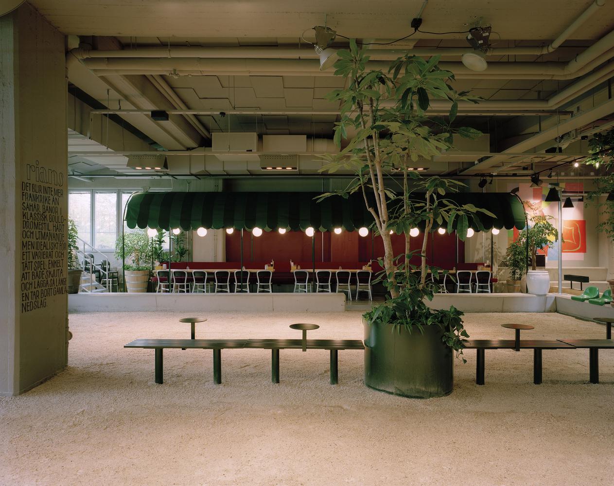Boulebar Concept Restaurant Bornstein Lyckefors Building Of The Year 2020