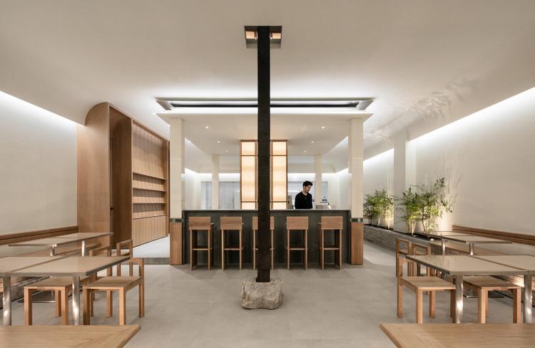 Saem Cafe / LABOTORY, © Yong Joon Choi