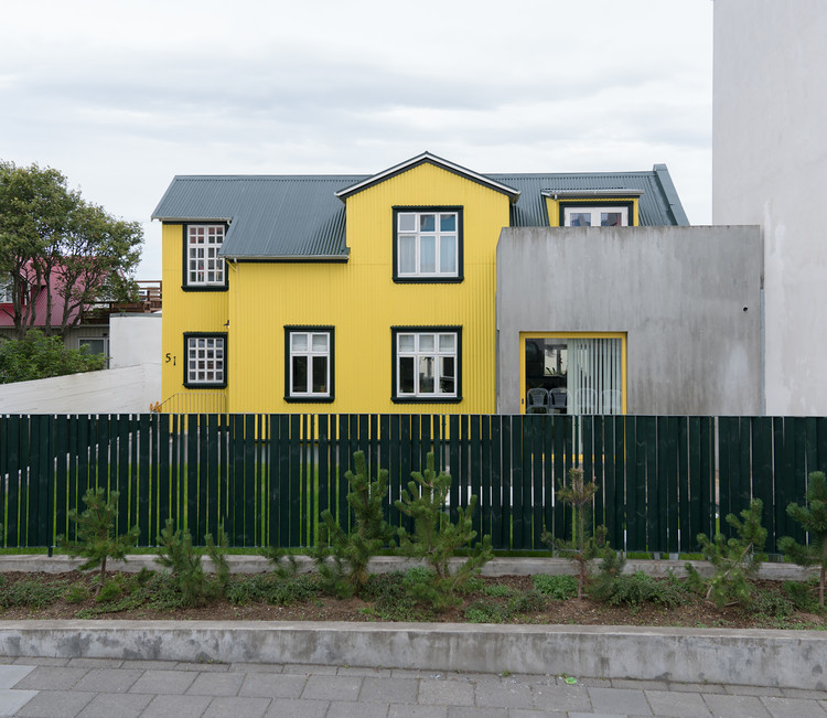 Njálsgata House  / Krads, © Marino Thorlacius