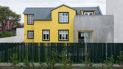 Njálsgata House  / Krads