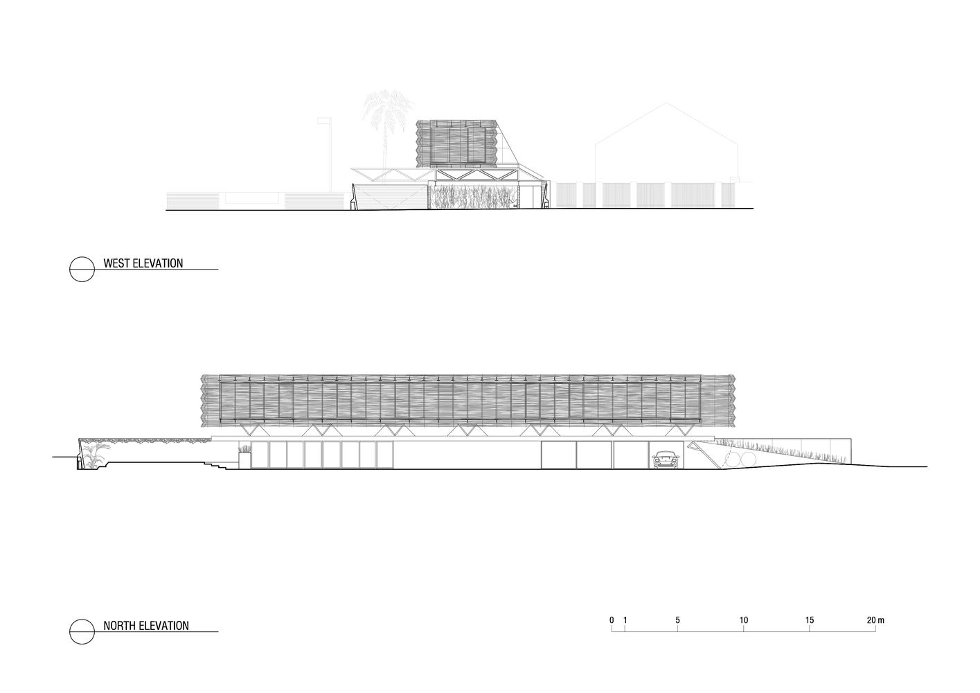 Gallery of The Compound House / March Studio - 21 on