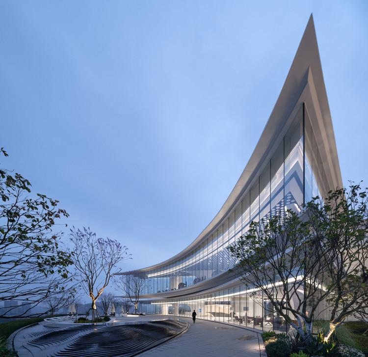 CIFI Sales Center 'The Landscape' / Ippolito Fleitz Group + LWK+Partners , © Highlight Images