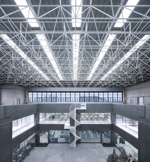 Chenfeng Group Fashion Hub Factory Renovation  / Joseph Dejardin